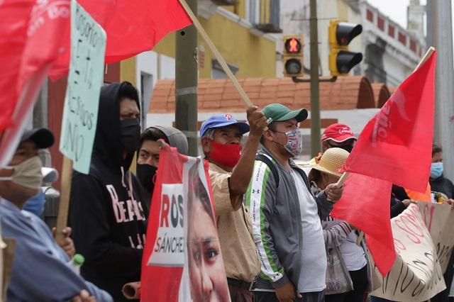Antorcha insiste en ser partido en Puebla con otro juicio en el TEPJF