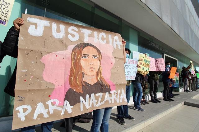 Feminicidas de Nazaria Iraís seguirán presos durante proceso