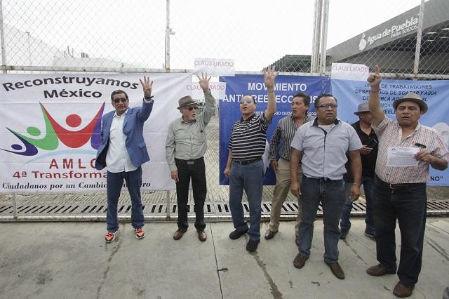 Buscan presionar a regidores para revocar concesión del agua