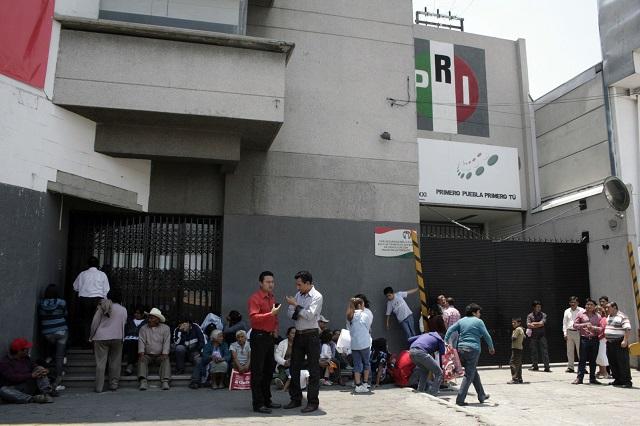 Demandan al CEN del PRI renovación de la dirigencia estatal