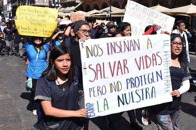 Condenan colombianos asesinato de connacionales en Puebla