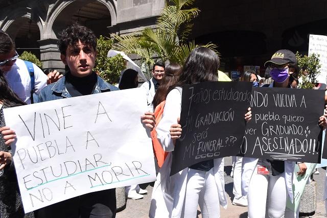Exige Anuies esclarecer asesinato de universitarios en Puebla