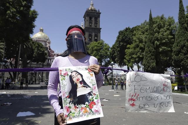 Poblanos, 7 de los 100 municipios con más feminicidios: SNSP