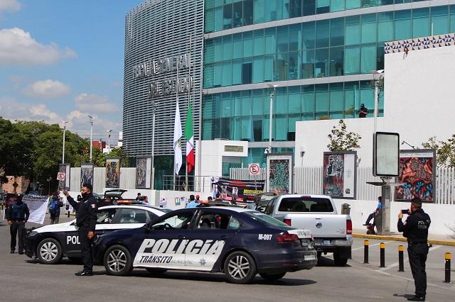 Ayuntamiento de Puebla denunció a ex funcionarios ante Fiscalía Anticorrupción
