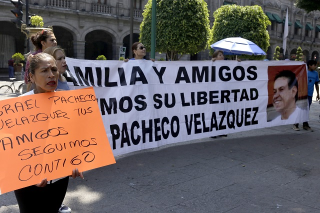 Israel Pacheco pide formalmente regresar a sindicato municipal