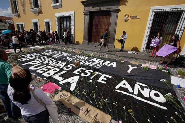 Feminicidios de Tania y Mara en Puebla, simbólicos del país: CNDH