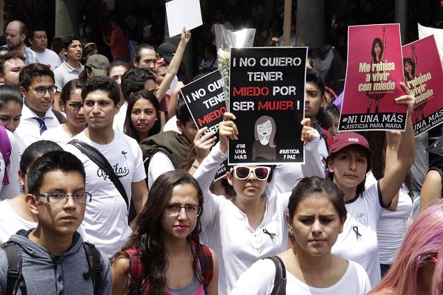 Morenista en San Lázaro pide a FGE contundencia ante feminicidios