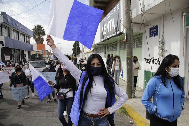 A consulta, candidatura de PAN en San Andrés; Jiménez la rechaza