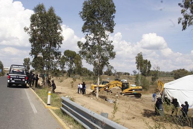 Advierten que desagüe industrial de Huejotzingo llegará hasta Puebla