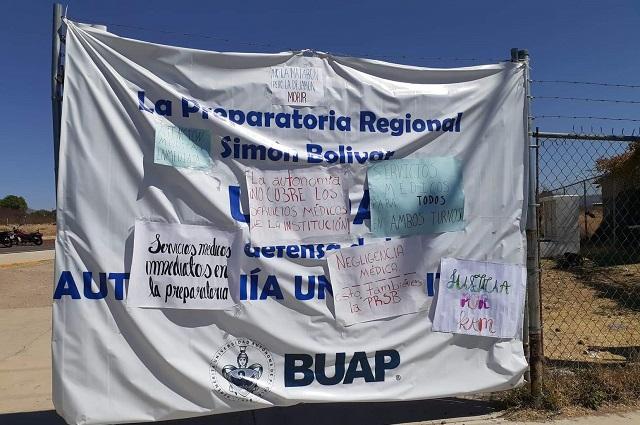 Compañeros de estudiante muerta en Atlixco piden justicia