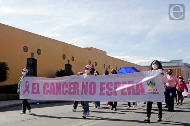 Ellas vencieron al cáncer de mama, pero 136 murieron en 6 meses