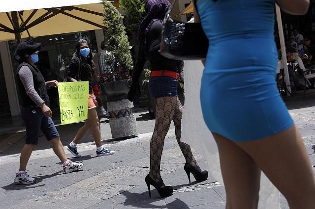 Presentan en el Senado testimonios de prostitución en Puebla