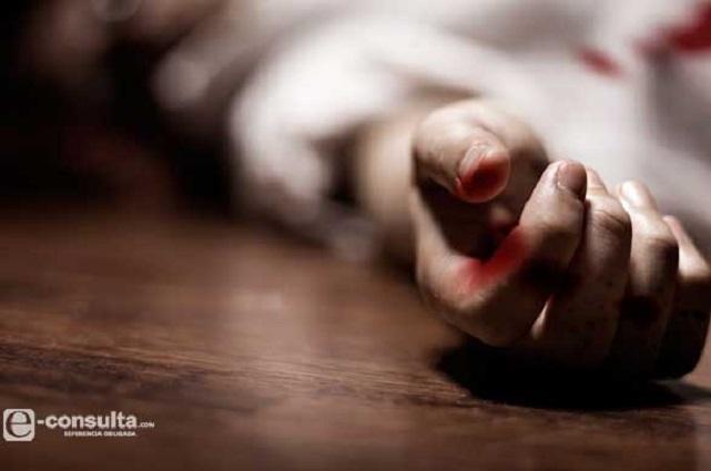 Matan a una mujer frente a su hijo en calles de Atlixco