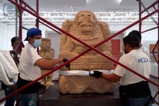 Darán mantenimiento a museo de sitio en Tehuacán en octubre