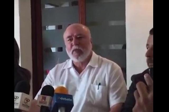 Manuel Clouthier anuncia que se retira de la política