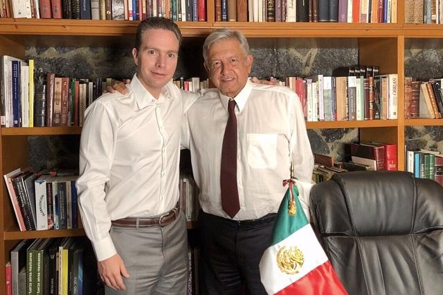 Afirman que Manuel Velasco se asignó escoltas durante 15 años