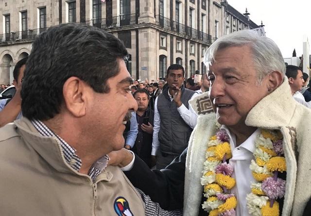 Manuel Espino se va con AMLO y será superdelegado en Durango