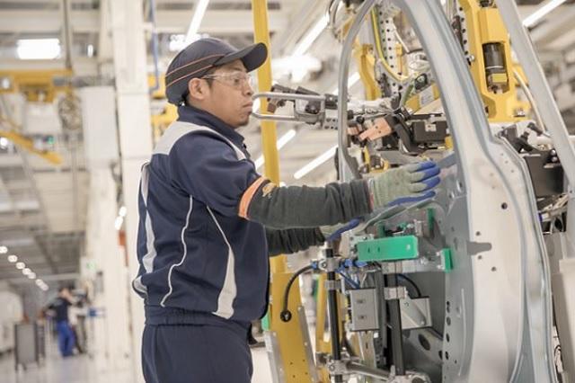 Manufactura poblana recuperó empleos y producción en julio