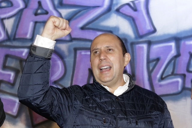 Manzanilla no sabe aún si estará en bancada del PES o de Morena