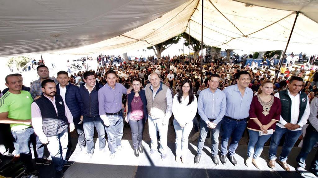 Inseguridad, principal preocupación   de los poblanos: Manzanilla