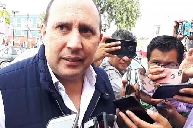 Gobierno no prepara relevo de Patjane en Tehuacán: Manzanilla