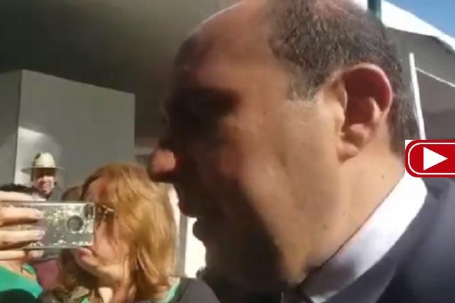 Confirma Manzanilla que hay tres heridos por fuga de gas