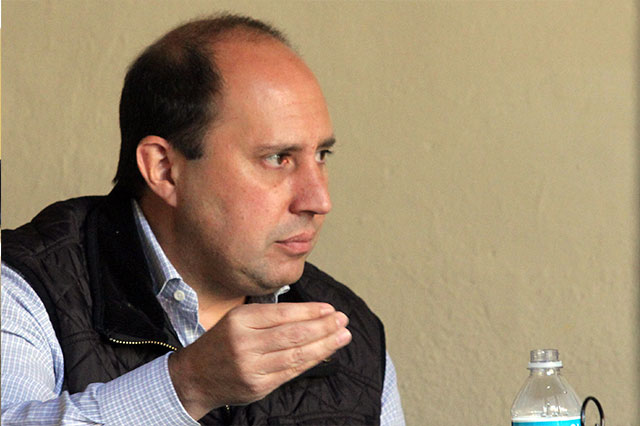 PAN es convenenciero en el tema independientes:  Manzanilla