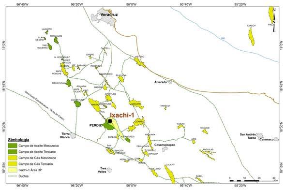 Anuncia EPN descubrimiento de yacimiento de petróleo