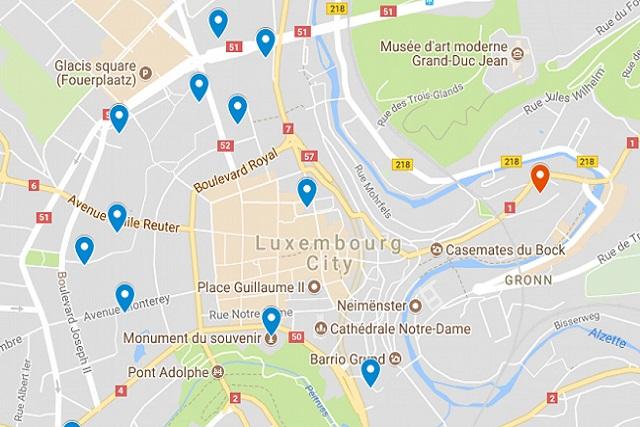 Google Maps Nopeusrajoitukset
