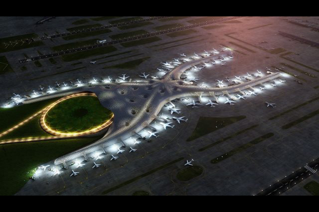 Entregan a AMLO dictamen sobre el nuevo aeropuerto capitalino