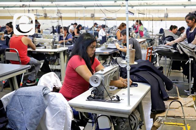 Repunta empleo de la industria maquiladora en Puebla en abril