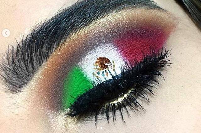 15 tips para que te maquilles para las fiestas mexicanas