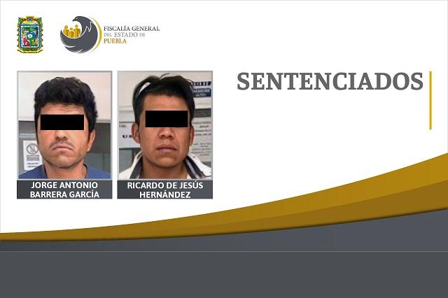 Sentenciados por robo a maquiladora en Tehuacán