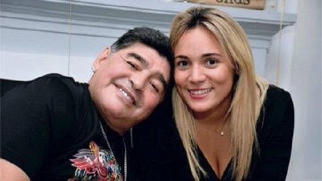 Maradona ficha a su novia de 28 años con Dorados Femenil
