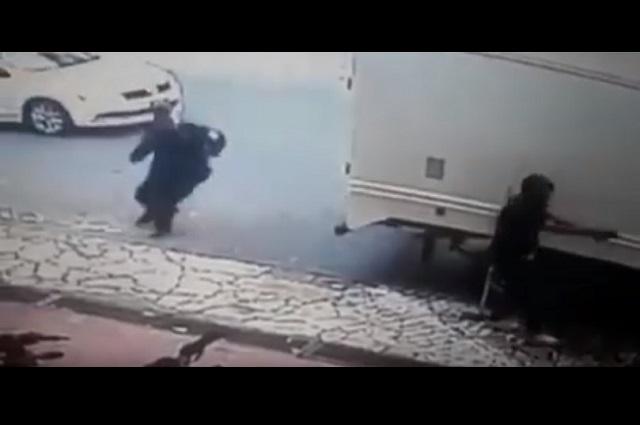 Graban a integrante de la Mara Salvatrucha que mató a 2 policías en Tapachula