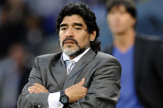 Maradona contará su vida en serie de televisión