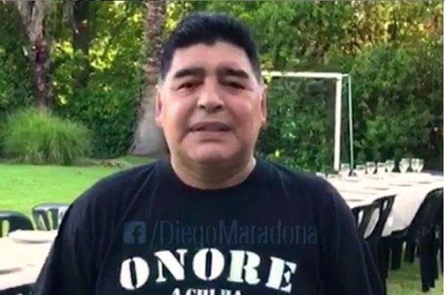 Maradona deprimido y en grave estado de salud, dicen