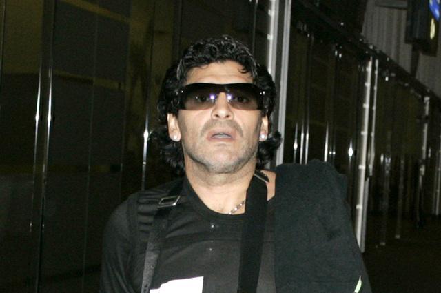 Le niegan visa a Maradona…  ¿por hablar mal de Donald Trump?