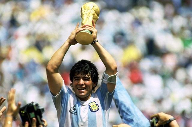 Diego Armando Maradona tendrá su serie de tv en Amazon