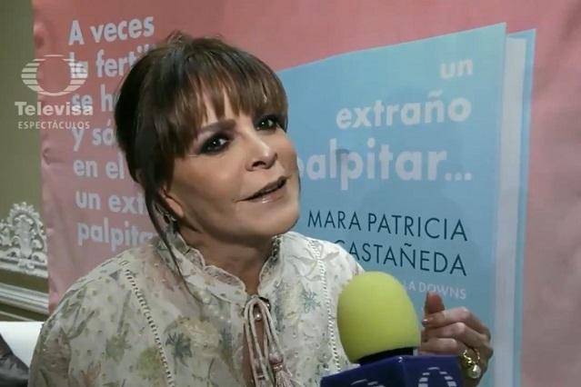 Mara Patricia Castañeda presenta su libro Un extraño palpitar
