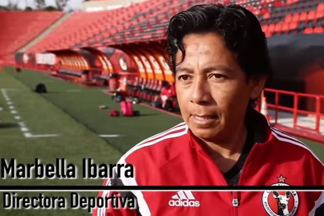 Asesinan a Marbella Ibarra, ex DT de las Xolas de Tijuana