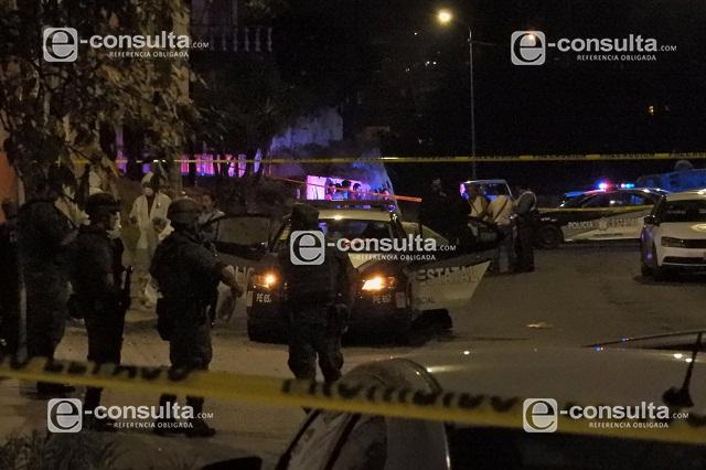 Tiroteo en Clavijero deja un marino y un policía muertos