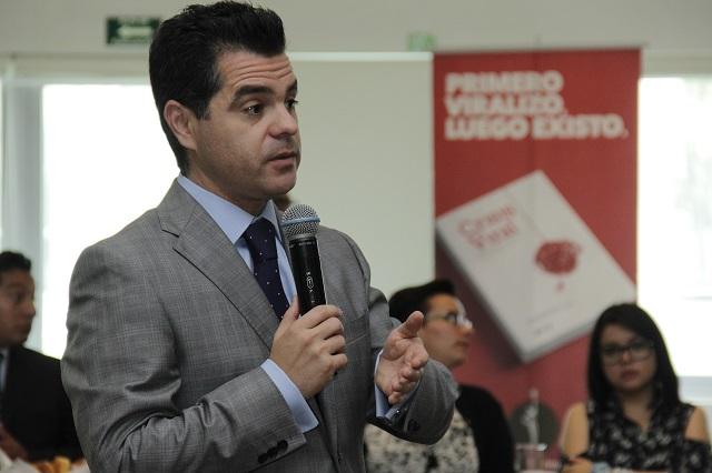 Renuncia Marcelo García al PAN y va como diputado independiente