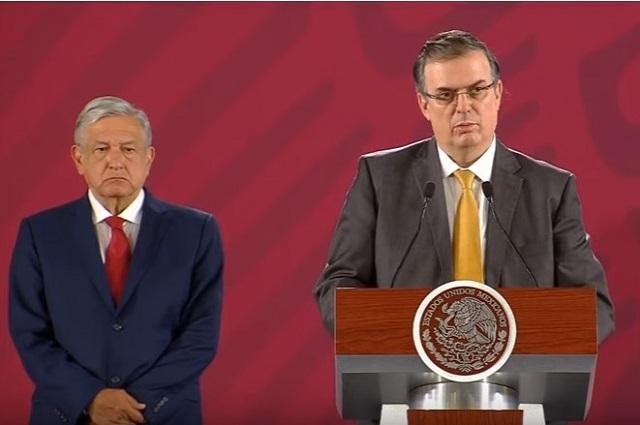Con Guardia Nacional se redujo 36.2% el flujo migratorio, dice Ebrard