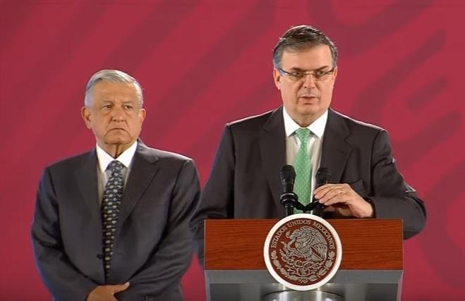 41% de armas que llegan a México provienen de Texas, dice Ebrard