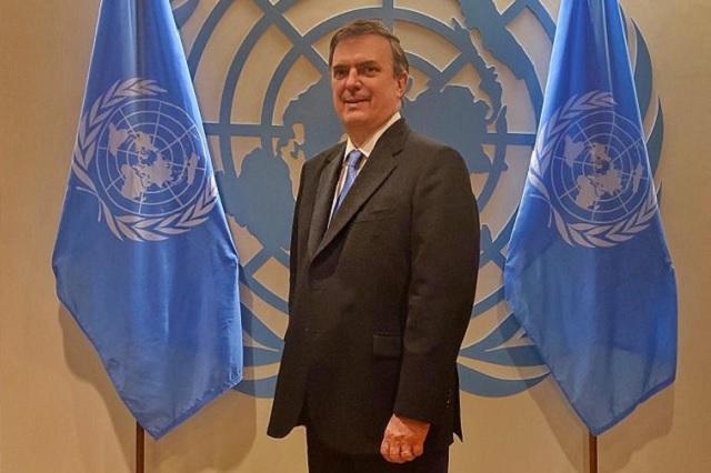 Por tráfico de armas, Ebrard y Durazo se reúnen con embajador de EU