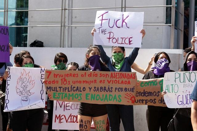 Protestas de mujeres contra la violencia son legítimas: rector Ibero