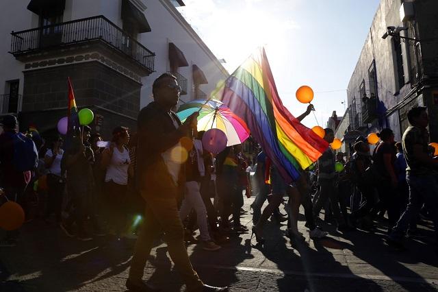 Poblanos transgénero exigirán en marcha reconocimiento legal