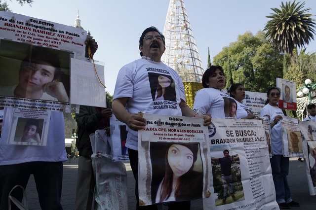 Búsqueda de desaparecidos no tiene avances en FGE, denuncian
