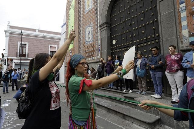 Criminalizar el aborto en Puebla viola el derecho a elegir: Chelius